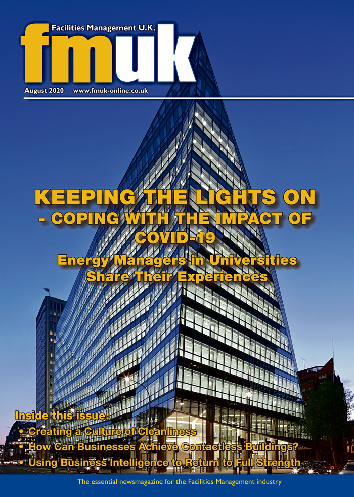 Facilities Management UK (FMUK) August2020 issue