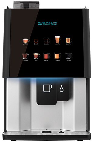 Lavazza Professional Bean to Cup machine