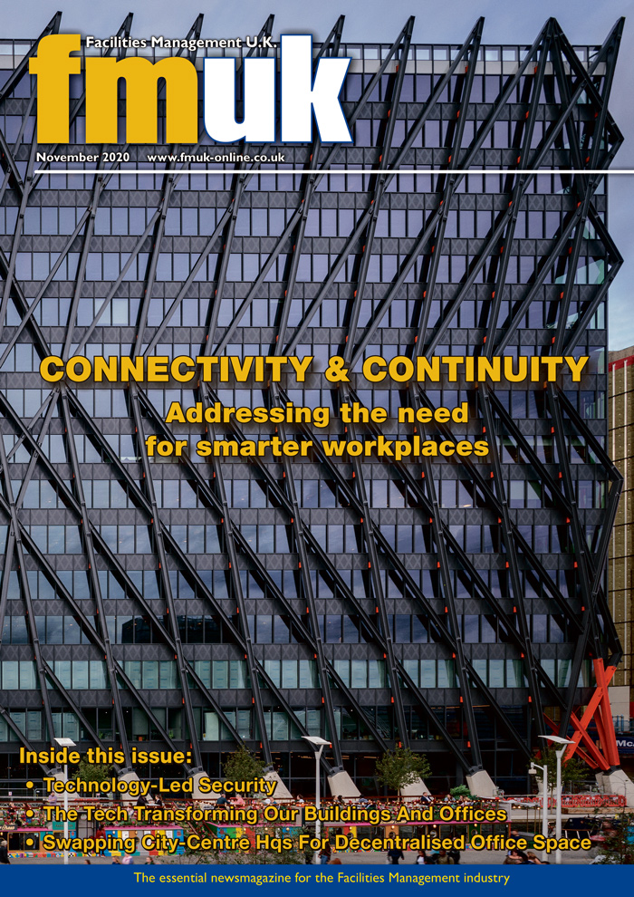 Facilities Management UK (FMUK) November 2020 issue