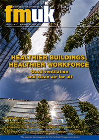 Facilities Management UK (FMUK) January 2021 front cover read more